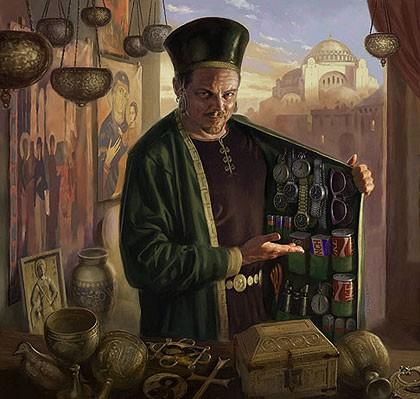 royaumes oubliés,dongeons et dragons, lockwood,fantasy,elfe noir,Drizzt Do'Urden