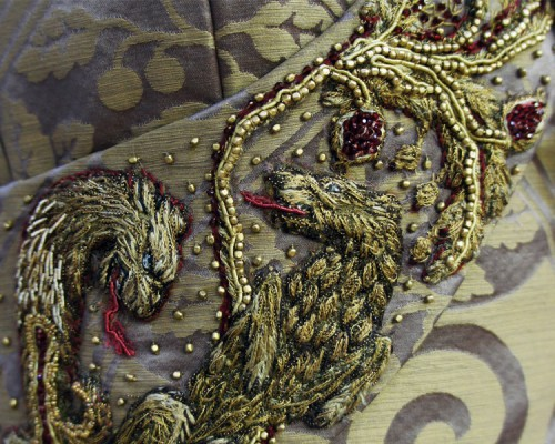 broderies,game of thrones,trône de fer,michele clapton,michele carragher,robes