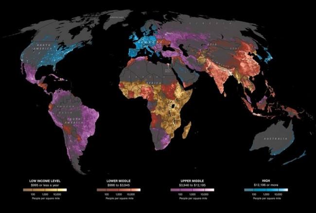 riches,richesse,revenus moyens,mappemonde,carte
