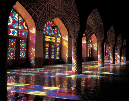 mosquée,kaléidoscope
