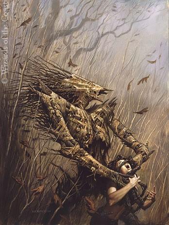 royaumes oubliés,dongeons et dragons,lockwood,fantasy,elfe noir,drizzt do'urden
