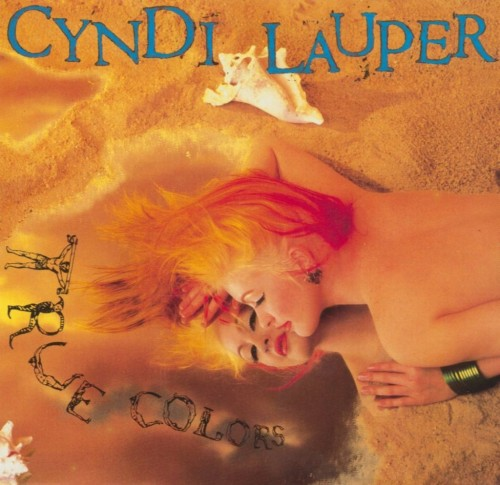 ture colors,cyndi,lauper,she's so unusual,chanteuse décalée