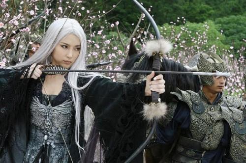 arc,archère, guerrière